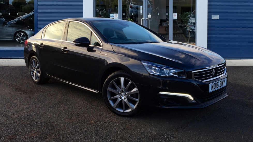 Used Peugeot 508 Saloon 2.0 BlueHDi GT Line 4dr (start/stop)