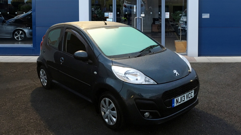 Used Peugeot 107 Hatchback 1.0 12v Active 5dr