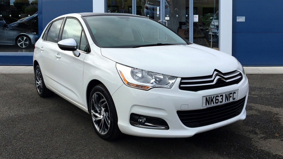 Used Citroen C4 Hatchback 1.6 e-HDi Airdream Selection 5dr