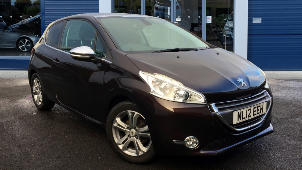 Used Peugeot 208 Hatchback 1.4 VTi Allure 3dr