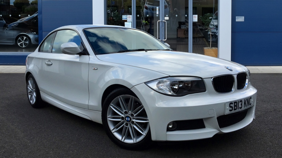 Used BMW 1 SERIES Coupe 2.0 120d M Sport 2dr