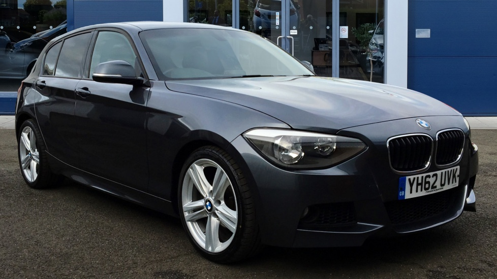Used BMW 1 SERIES Hatchback 2.0 116d M Sport 5dr
