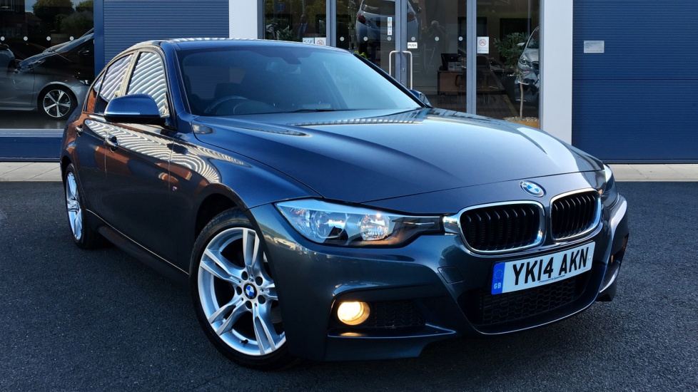 Used BMW 3 SERIES Saloon 2.0 320d M Sport 4dr (start/stop)