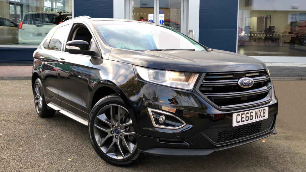 Used Ford Edge SUV 2.0 TDCi Sport AWD (s/s) 5dr