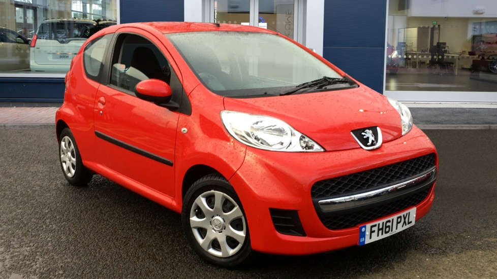 Used Peugeot 107 Hatchback 1.0 12v Urban 3dr