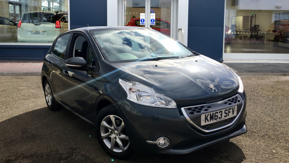 Used Peugeot 208 Hatchback 1.4 e-HDi FAP Active EGC 5dr (start/stop)