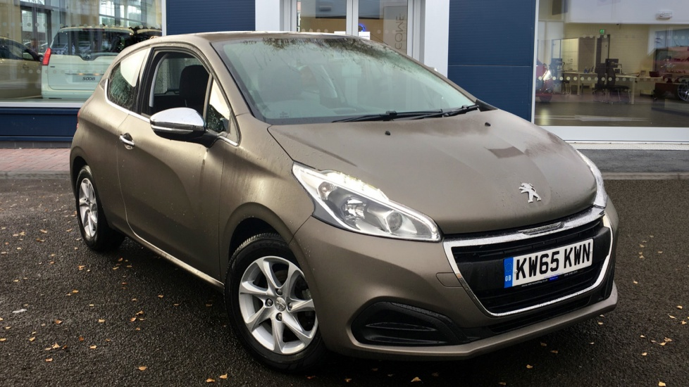 Used Peugeot 208 Hatchback 1.6 BlueHDi Active 3dr