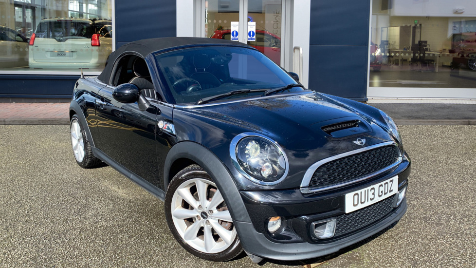 Used Mini ROADSTER Convertible 1.6 Cooper S Roadster 2dr