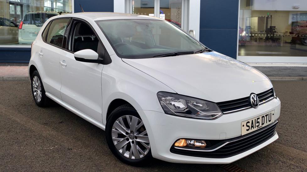 Used Volkswagen POLO Hatchback 1.0 BlueMotion Tech SE (s/s) 5dr