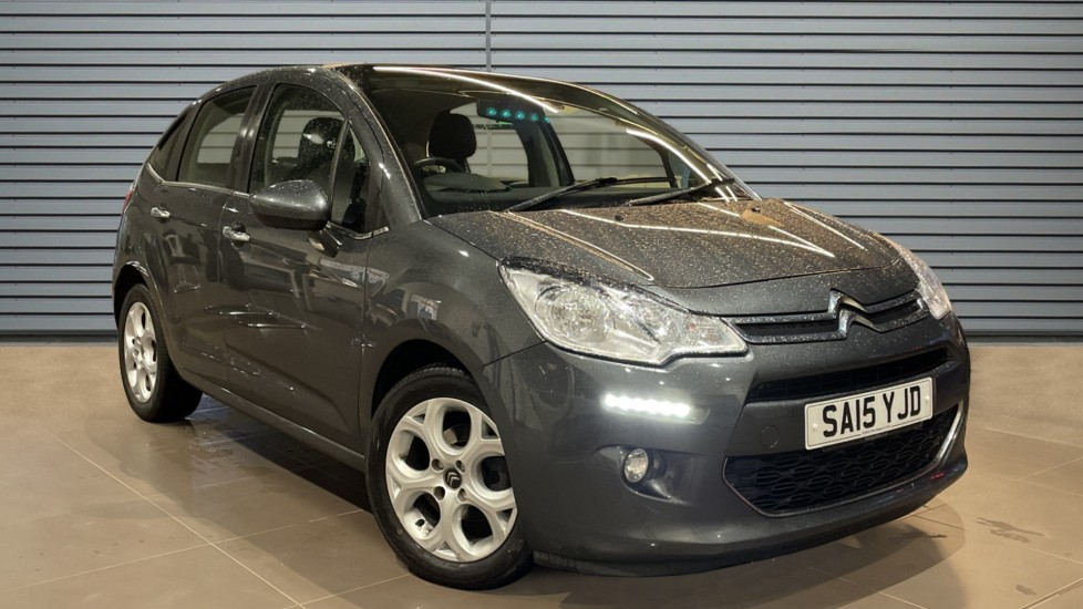 Used Citroen C3 Hatchback 1.6 e-HDi Airdream Exclusive 5dr