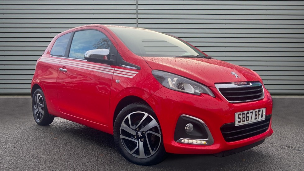 Used Peugeot 108 Hatchback 1.2 PureTech Collection 3dr