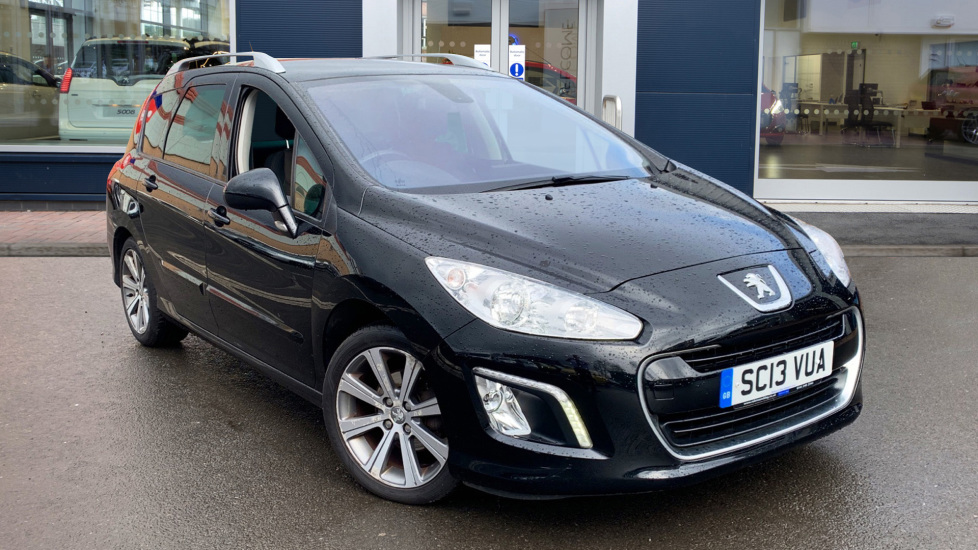 Used Peugeot 308 SW Estate 1.6 e-HDi Active (s/s) 5dr (Nav)