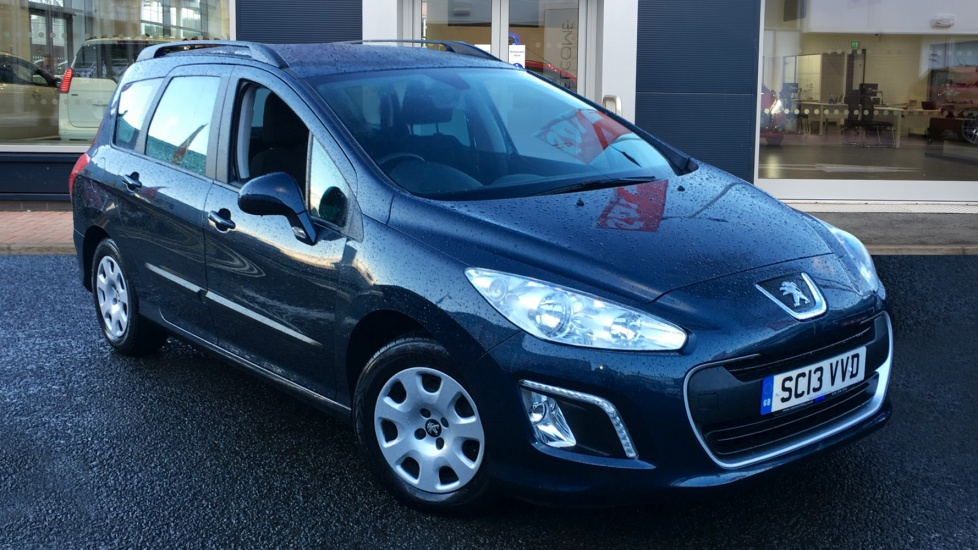 Used Peugeot 308 SW Estate 1.6 e-HDi Access 5dr (start/stop)