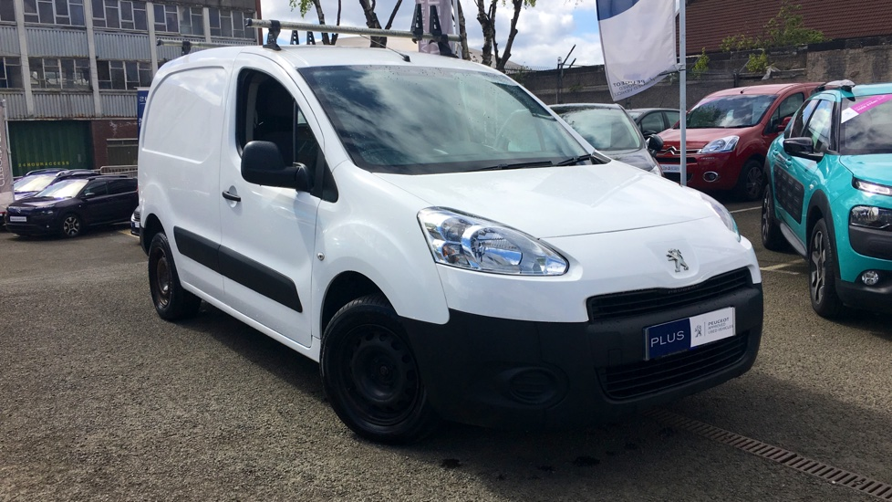 Used Peugeot PARTNER Panel Van
