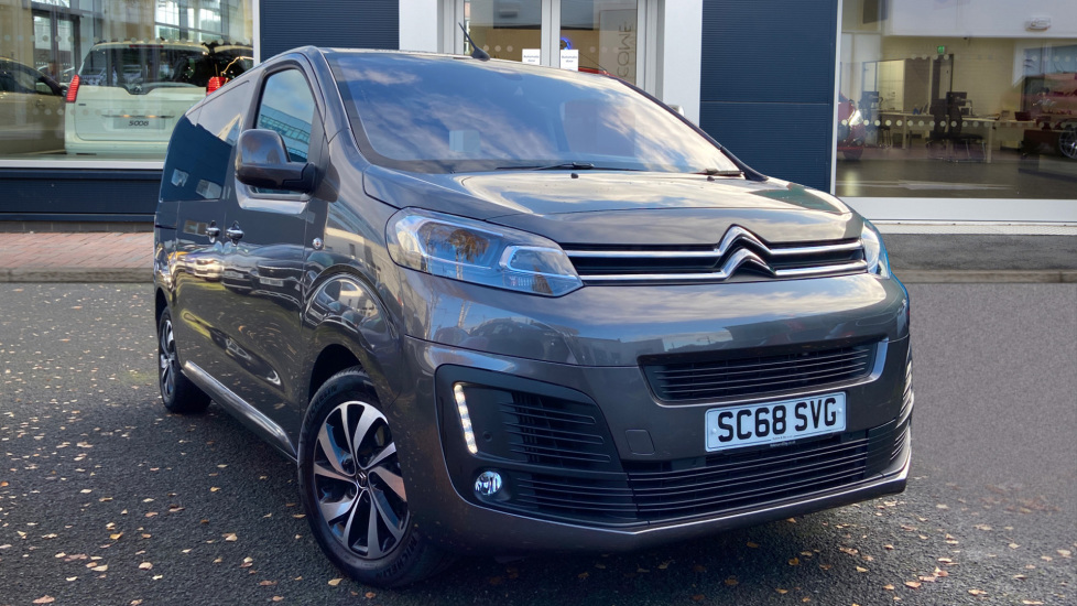 Used Citroen SpaceTourer MPV 2.0 BlueHDi Flair M EAT8 (s/s) 5dr
