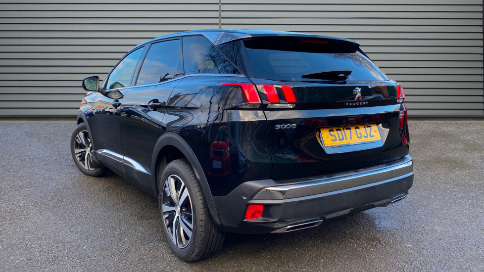Used Peugeot 3008 SUV SUV 1.6 BlueHDi GT Line EAT (s/s) 5dr