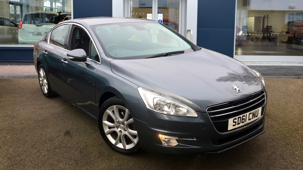 Used Peugeot 508 Saloon 2.0 HDi FAP Allure 4dr