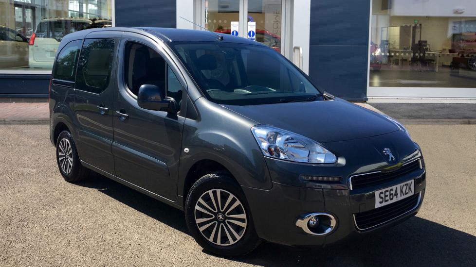 Used Peugeot PARTNER TEPEE MPV 1.6 HDi Tepee S 5dr
