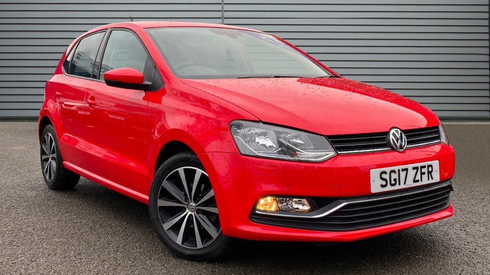 Used Volkswagen Polo Hatchback 1.2 TSI BlueMotion Tech Match Edition (s/s) 5dr