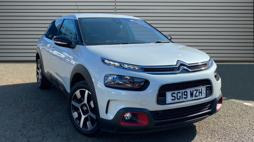 Used Citroen C4 Cactus Hatchback 1.2 PureTech Flair EAT6 (s/s) 5dr