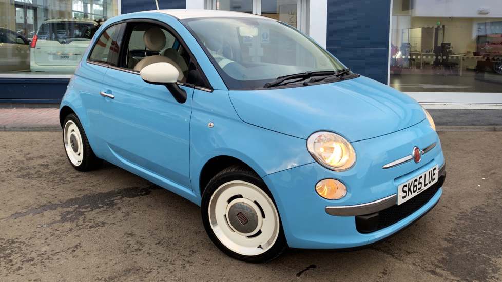 Used Fiat 500 Hatchback 1.2 VINTAGE 57 (s/s) 3dr