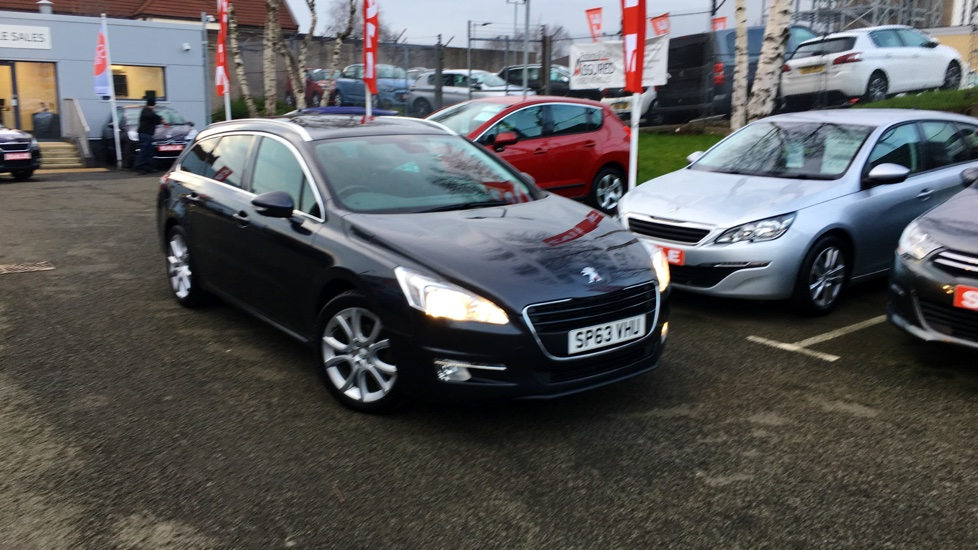 Used Peugeot 508 SW Estate 1.6 HDi FAP Active 5dr (Nav)