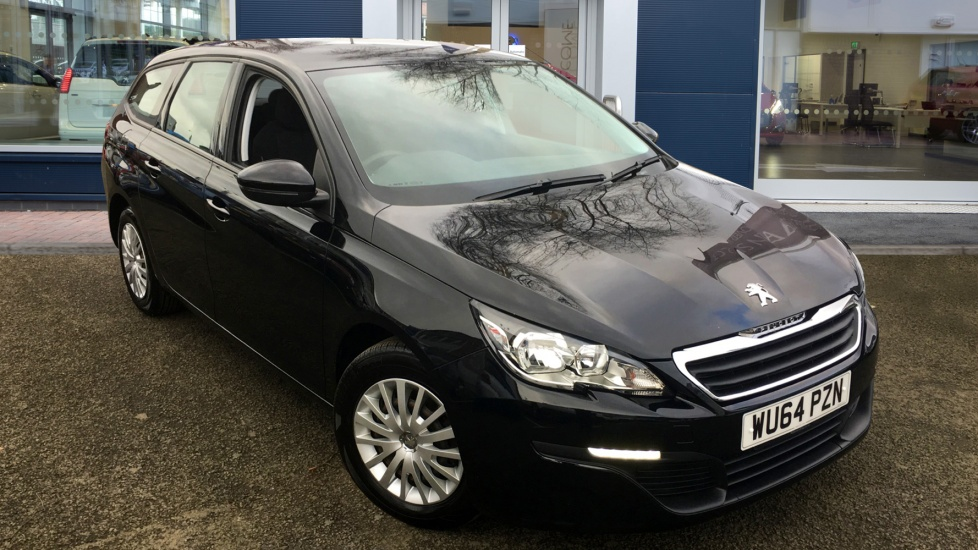 Used Peugeot 308 SW Estate 1.6 HDi Access 5dr
