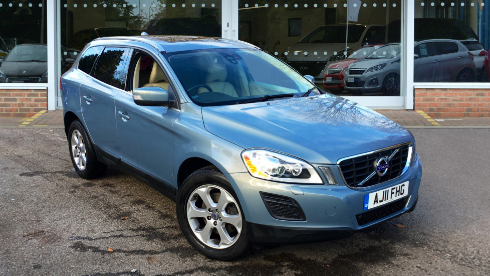 Used Volvo XC60 SUV 2.4 D5 SE Lux Geartronic AWD 5dr