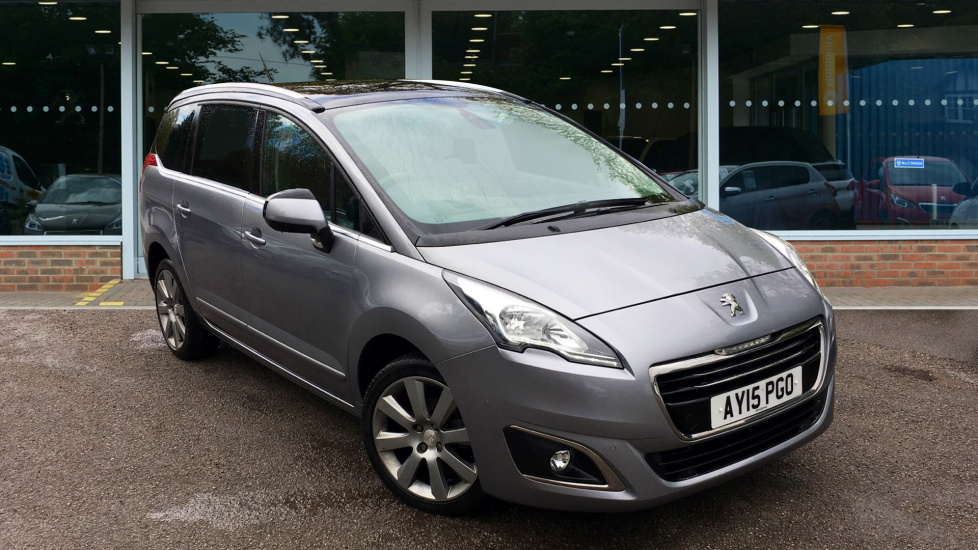 Used Peugeot 5008 MPV 1.6 HDi Allure 5dr