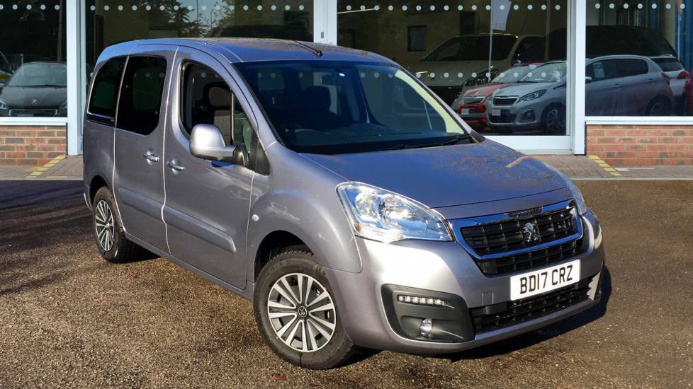 Used Peugeot PARTNER TEPEE MPV 1.2 PureTech Active (s/s) 5dr