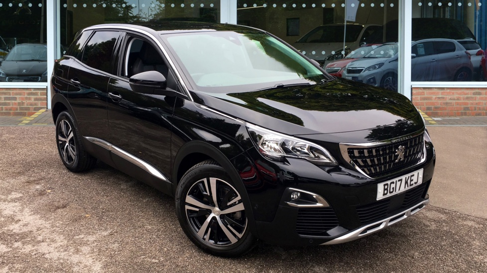 Peugeot Guildford New Amp Used Cars Garage Amp Dealers
