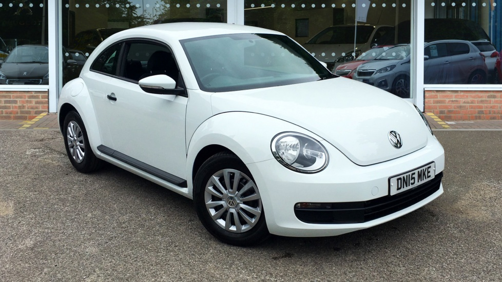 Used Volkswagen BEETLE Hatchback 1.2 TSI BlueMotion Tech Base 3dr (start/stop)