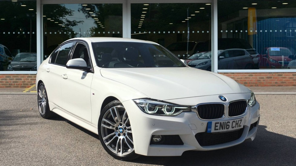 Used BMW 3 Series Saloon 3.0 330d M Sport Auto (s/s) 4dr