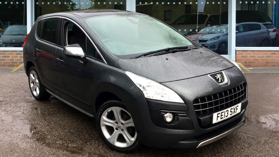 Used Peugeot 3008 SUV 1.6 HDi FAP Allure 5dr