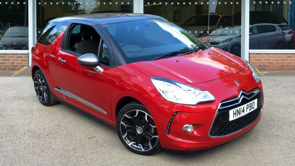Used Citroen DS3 Hatchback 1.6 e-HDi DStyle Plus 3dr