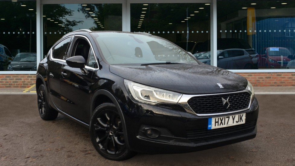 Used DS Automobiles DS 4 CROSSBACK Hatchback 1.6 BlueHDi Crossback (s/s) 5dr