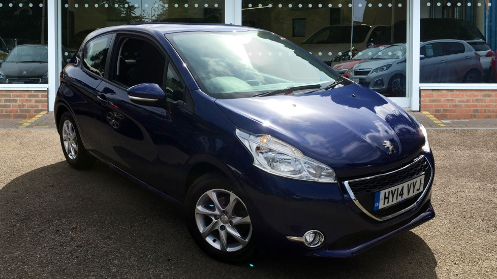 Used Peugeot 208 Hatchback 1.2 VTi Active 3dr