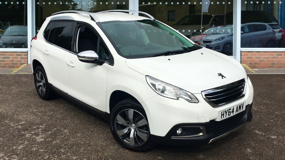 Used Peugeot 2008 SUV 1.6 e-HDi Allure 5dr (start/stop)
