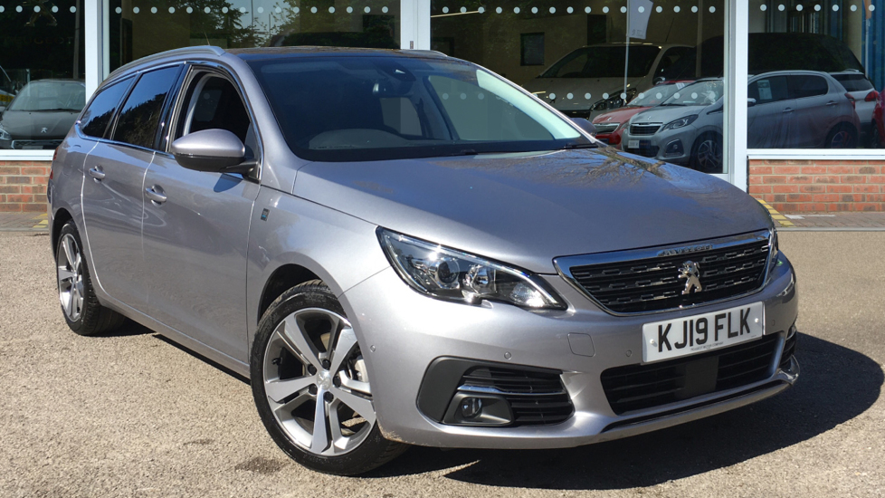 Used Peugeot 308 SW Estate 1.5 BlueHDi Tech Edition (s/s) 5dr