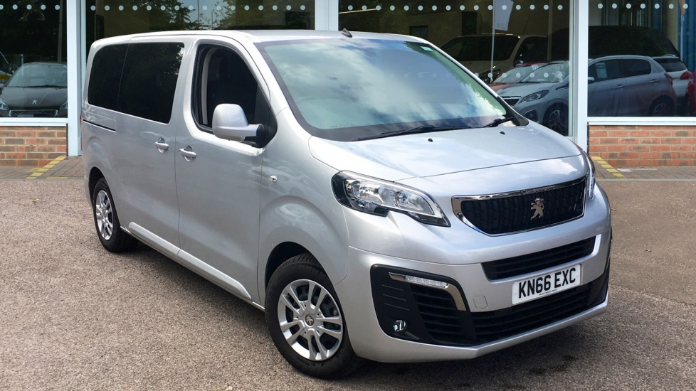 Used Peugeot TRAVELLER MPV 1.6 BlueHDi Business MPV 5dr (Compact, start/stop)