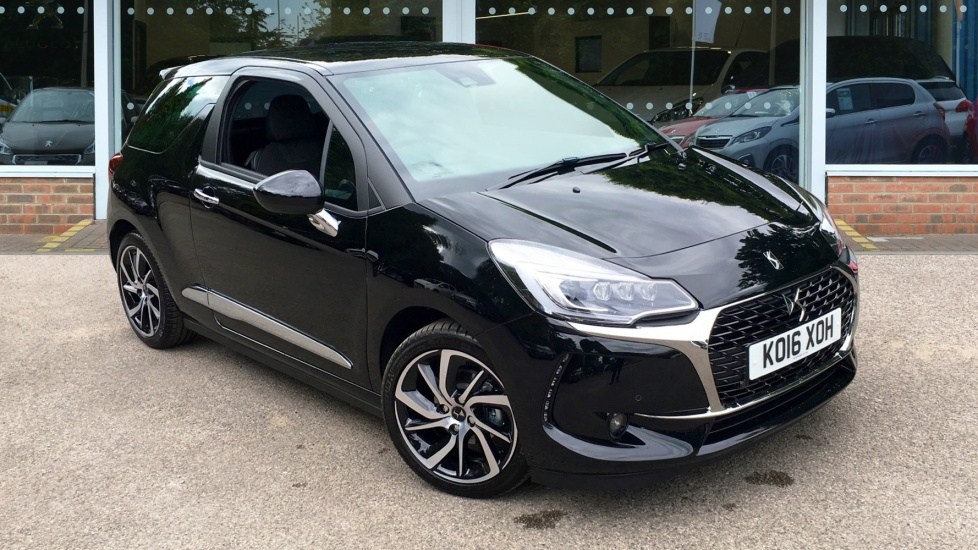 Used DS 3 Hatchback 1.2 PureTech Prestige 3dr (start/stop)