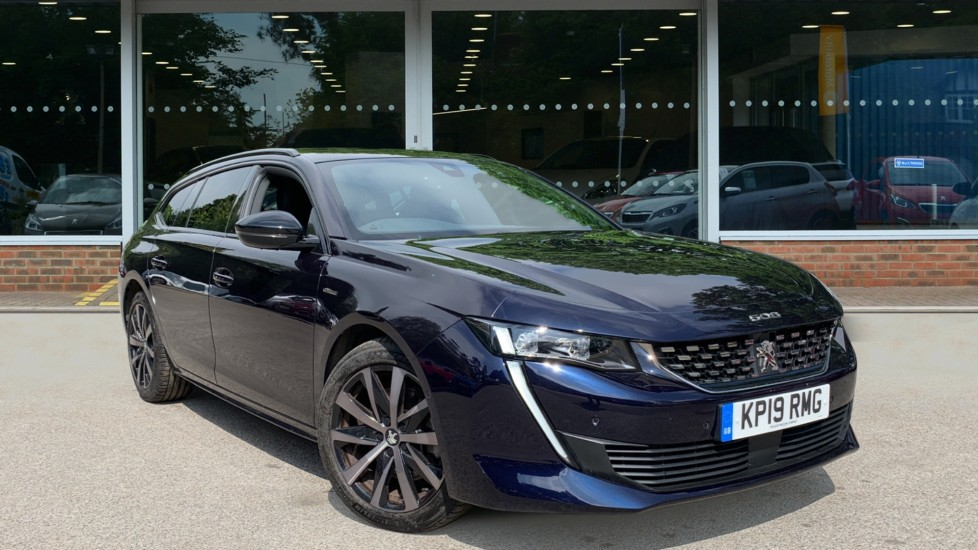Used Peugeot 508 SW Estate 2.0 BlueHDi GT Line EAT (s/s) 5dr