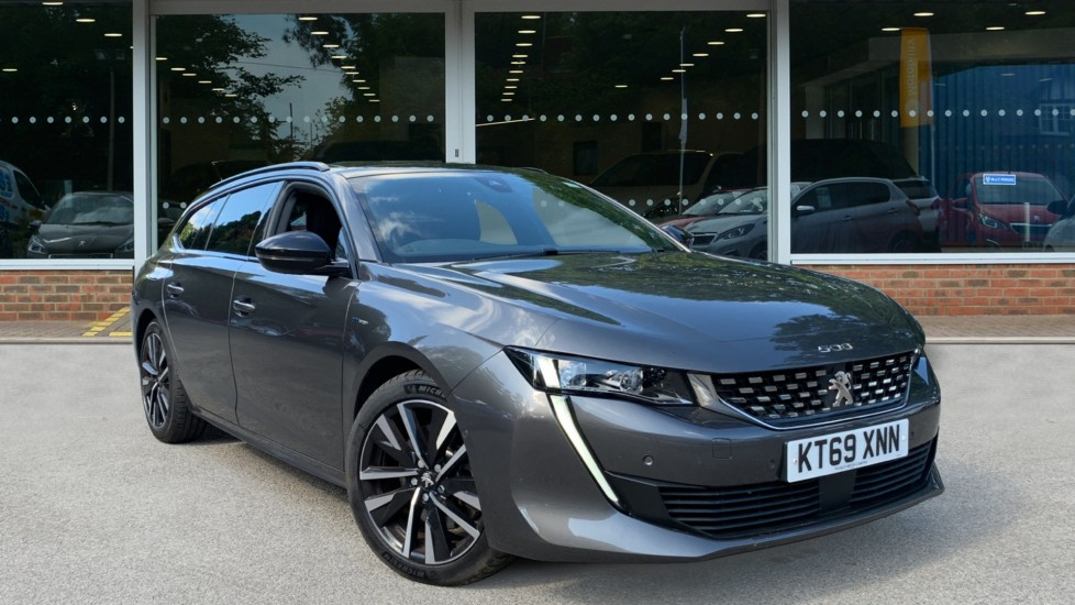 Used Peugeot 508 SW Estate 1.6 11.8kWh GT e-EAT (s/s) 5dr