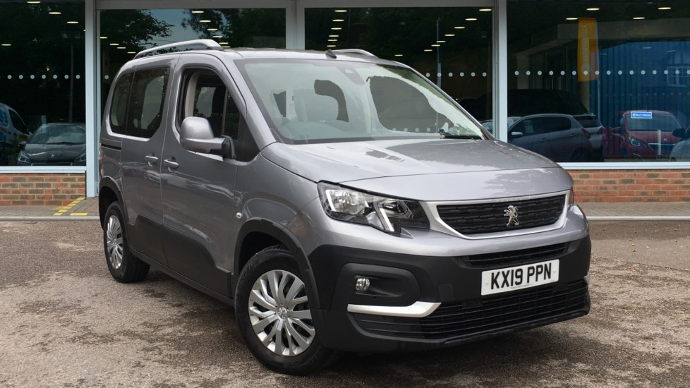 Used Peugeot Rifter MPV 1.2 PureTech Active (s/s) 5dr