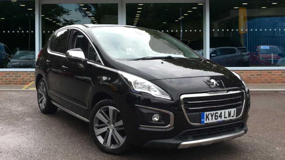 Used Peugeot 3008 SUV 2.0 HDi Allure 5dr