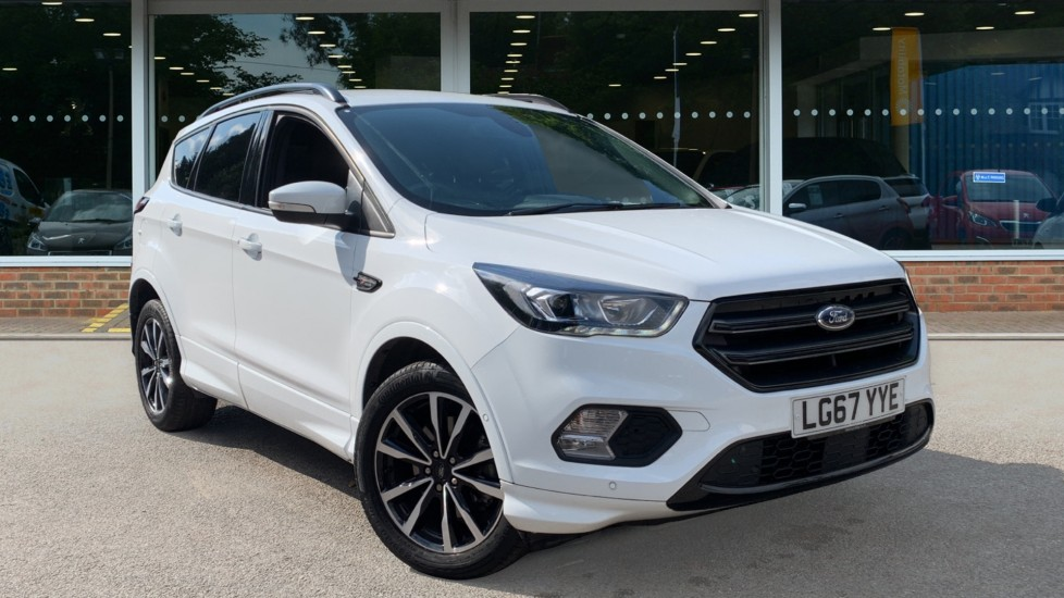 Used Ford Kuga SUV 1.5 TDCi ST-Line Powershift (s/s) 5dr