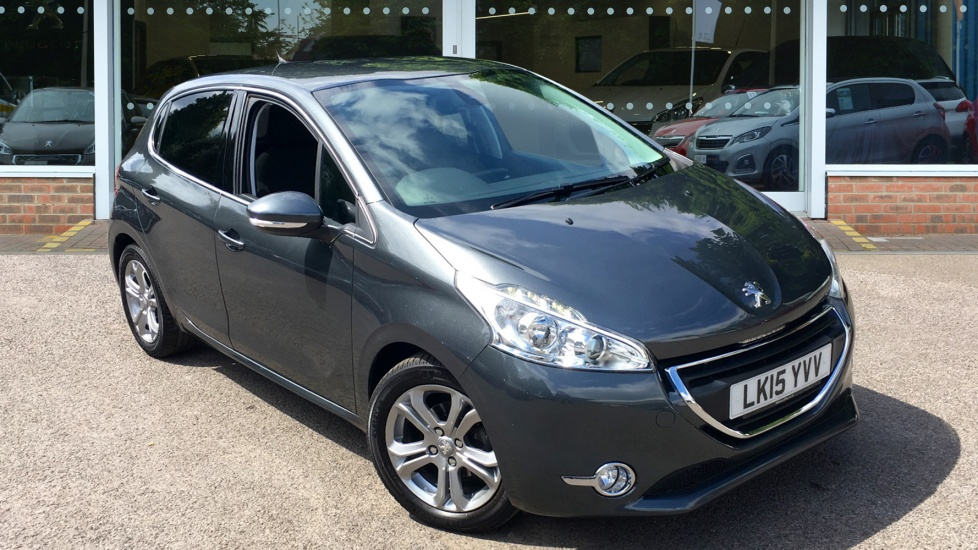 Used Peugeot 208 Hatchback 1.6 VTi Allure 5dr