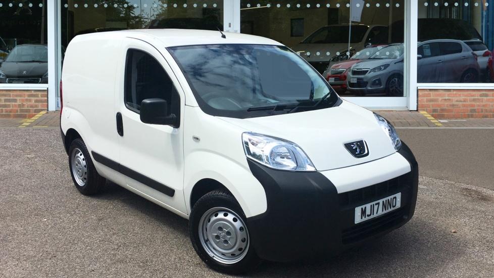 Used Peugeot BIPPER Panel Van