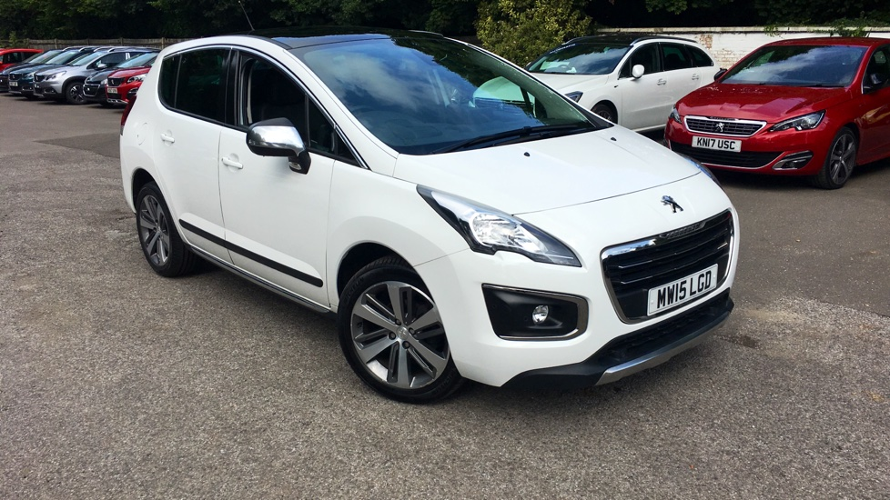 Used Peugeot 3008 SUV 1.6 BlueHDi Allure SUV 5dr (start/stop)