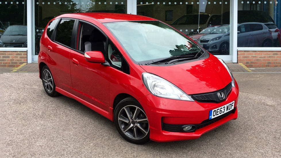 Used Honda JAZZ Hatchback 1.4 i-VTEC Si 5dr